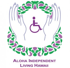 Aloha Independent Living Hawaii Logo