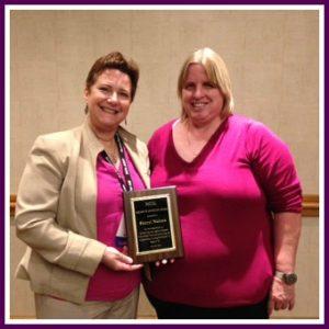 Sheryl Nelson NCIL Award