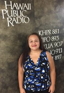 Photo of Roxanne at HPR