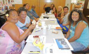 Photo of participants of Molokai Training