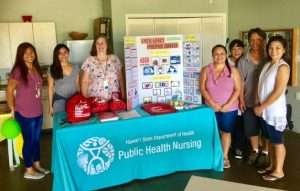 Photo of PHN and AILH Oahu staff