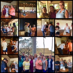 Photo collage of Staff Development Day