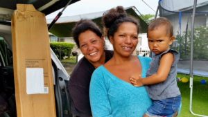 Photo of Napeahi family