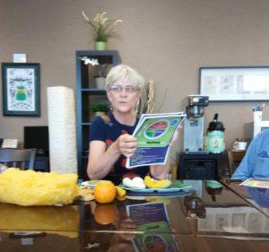 Photo of Dr. Karen Robbins