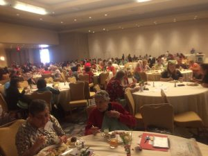 Photo of Maui Caregivers Conference crowd