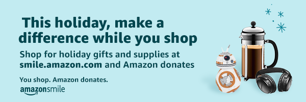 This holiday, make a difference while you shop