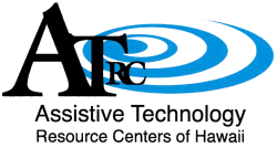 Assistive Technology Resource Centers of Hawaii logo