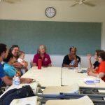 Photo of Molokai Disability Advocacy group meeting