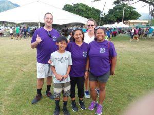 Photo of AILH Maui Charity Walk team
