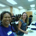 Maui Food Bank Education & Training on 6/3/ 19 - with Lani K. and Kathleen